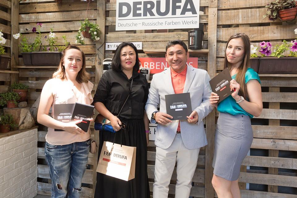 Презентация DERUFA, H&H и DECORLINE