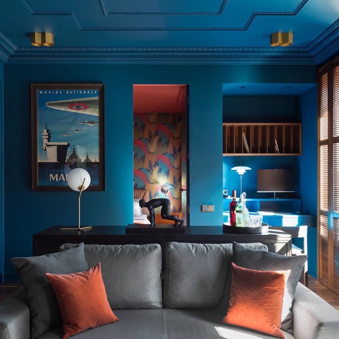 Интерьерные и фасадные краски | Премьера